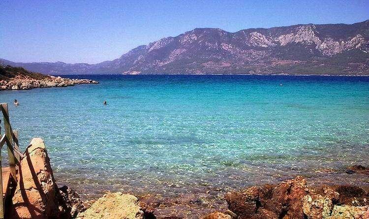 Остров Седир (остров Клеопатры)