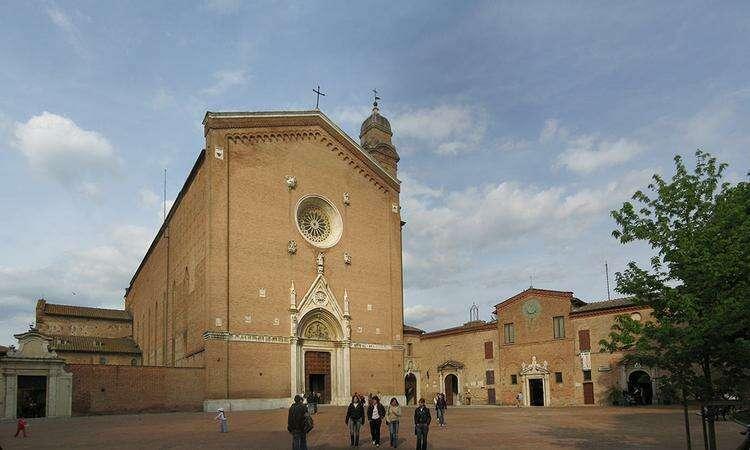 Достопримечательности Сиены: Церковь Сан-Франческо