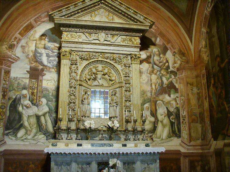 Достопримечательности Сиены: Церковь Сан Доменико