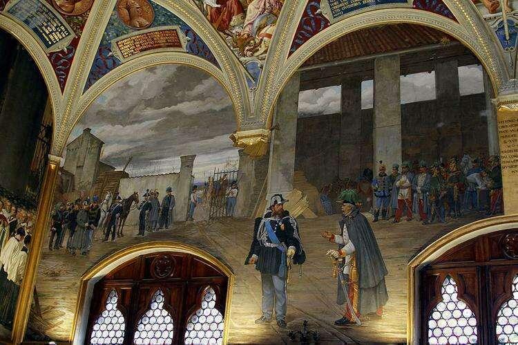 Городской музей Сиены