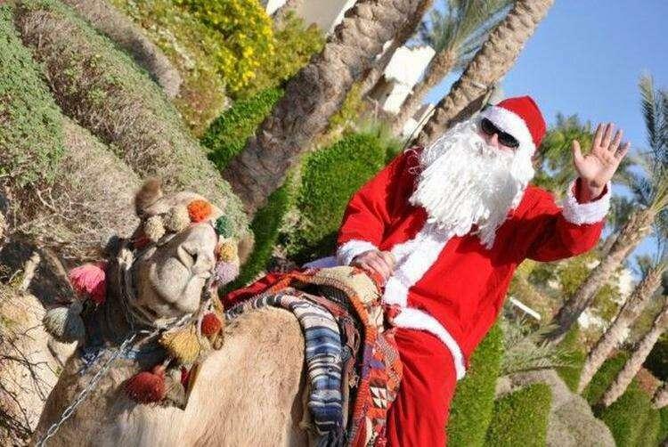 Тунис интересное новый год снег