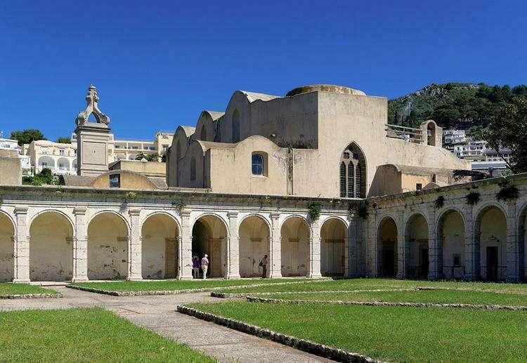 Монастырь Сан Джакомо