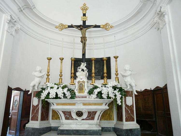 Церковь Святого Георгия (Сан-Джорджо)